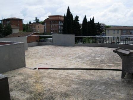 terrazzo di mq. 50