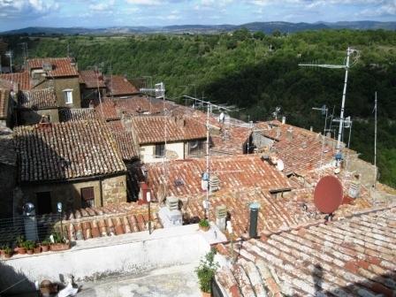 VENDESI Appartamento - Pitigliano GR - Centro storico