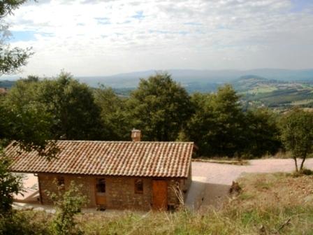 VENDESI Casa di campagna con terreno - Elmo- Sorano GR - Campagna