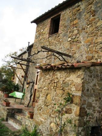 VENDESI Casale - Sorano Montebuono GR - Campagna