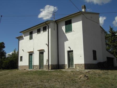 VENDESI Fabbricato - Saturnia GR - Campagna