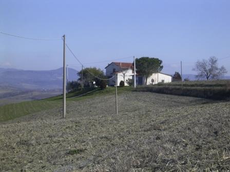 VENDESI Fabbricato - Scansano GR - Campagna