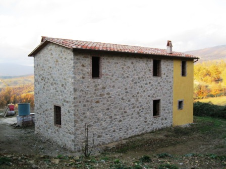 VENDESI Fabbricato - Sorano-Montebuono GR - Campagna