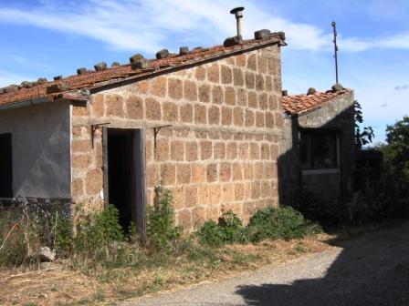 VENDESI Magazzino - San Quirico- Sorano GR - Campagna