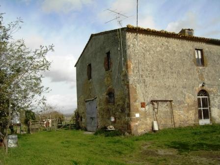 VENDESI Terreno - Pitigliano GR - Campagna
