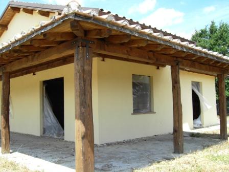 VENDESI Villa - Sorano - m.vitozzo GR - Campagna